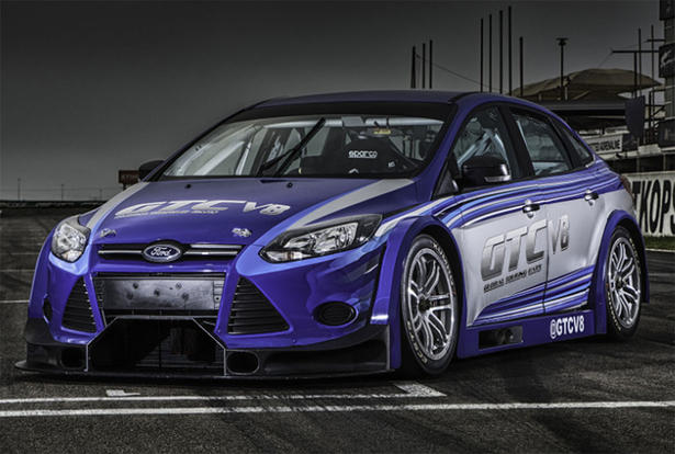 Ford Focus GTC