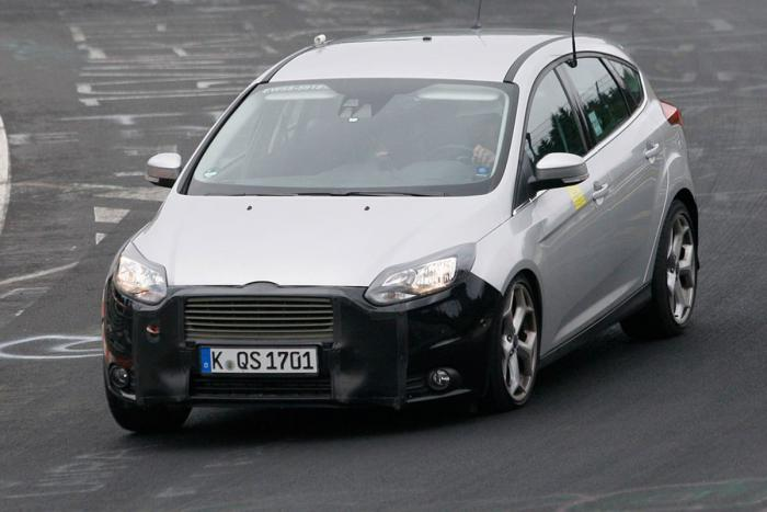 ford focus st facelift 2014
